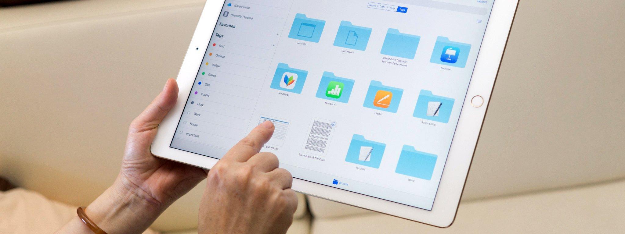 Các bạn có hài lòng với ứng dụng Files trên iOS 11?