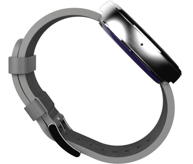 Chi tiết về chiếc đồng hồ Moto 360