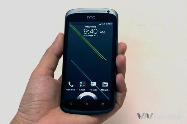 Đánh giá HTC One S