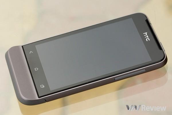Đánh giá HTC One V