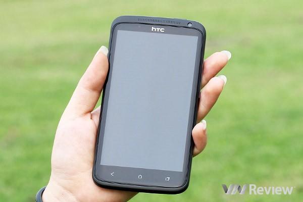 Đánh giá điện thoại HTC One X