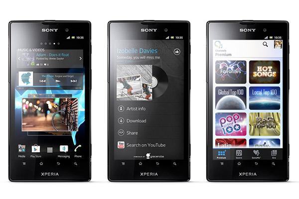 Đánh giá Sony Xperia ion