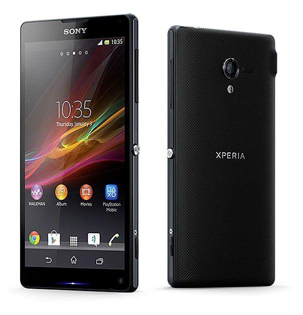 Đánh giá điện thoại Sony Xperia Z