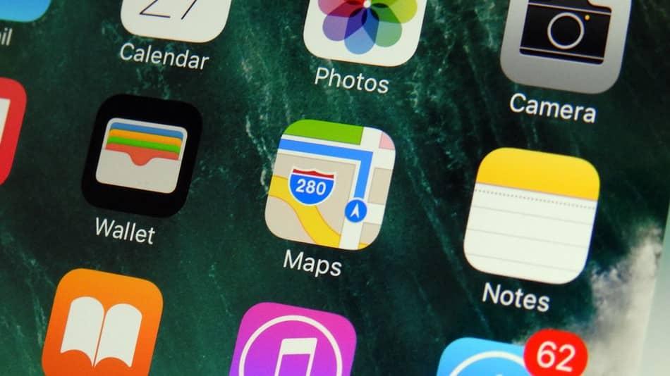 Apple bật tính năng tình trạng giao thông trên Apple Maps tại Việt Nam