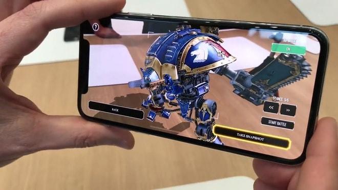 Apple lựa chọn AR là tương lai