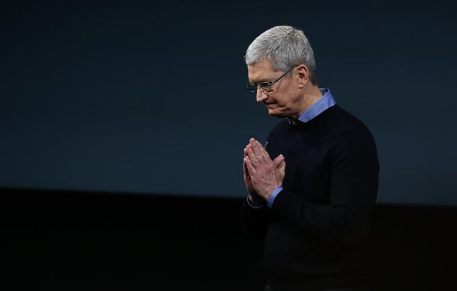 CEO Tim Cook đang mất dần sự tin tưởng tại Apple