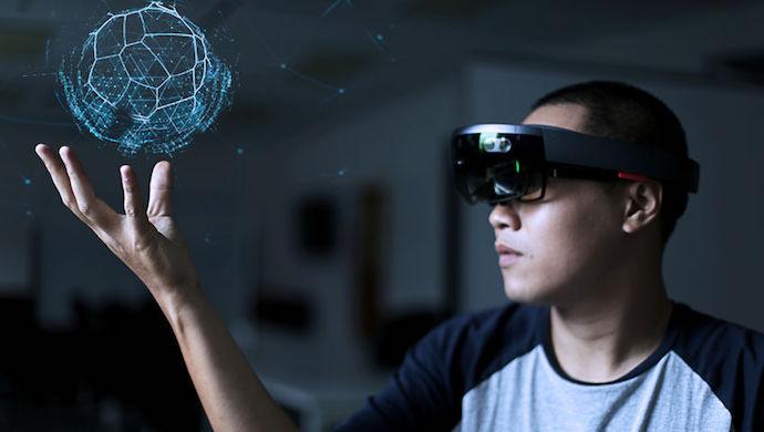 Công nghệ thực tế ảo thông qua kính thực tế ảo