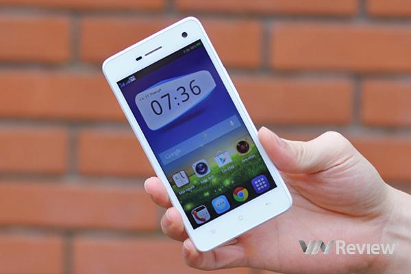 Đánh giá smartphone OPPO Find Mirror