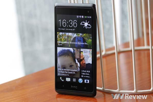 Đánh giá chi tiết điện thoại HTC Desire 600