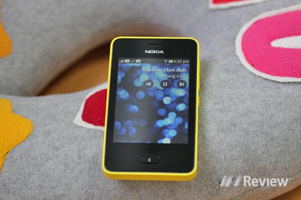 Đánh giá điện thoại Nokia Asha 501