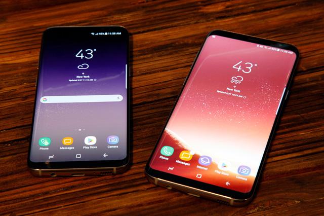 Đánh giá điện thoại Samsung Galaxy S8 vs S8 Plus : hiệu năng, pin, độ phân giải