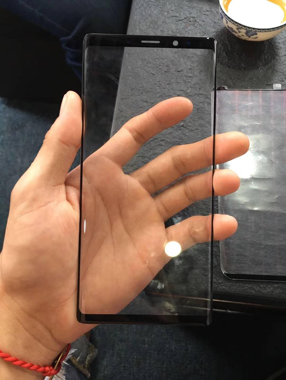 Hình ảnh rò rỉ của Samsung Galaxy Note 9