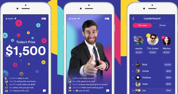 HQ Live là startup đầu tiên phát triển truyền hình tương tác trực tuyến