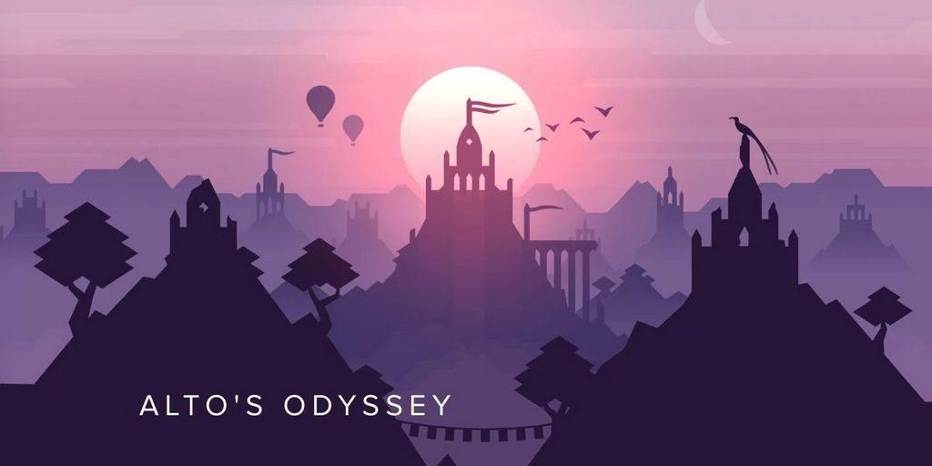 Altos Odyssey - game đi cảnh