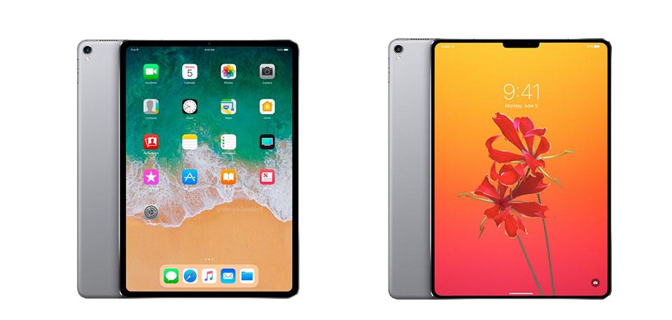 iPad sẽ trang bị FaceID trong tương lai