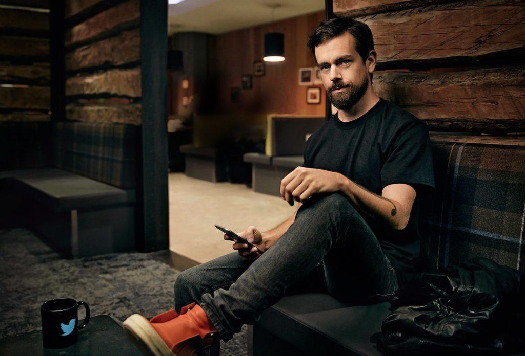 Jack Dorsey thường kiểm tra Twitter vào mỗi sáng thức dậy