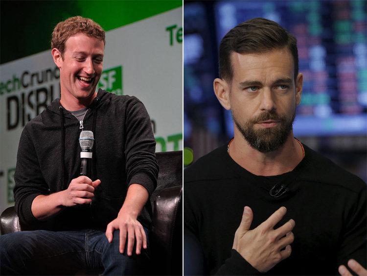 Jack Dorsey từng suýt làm việc tại Facebook