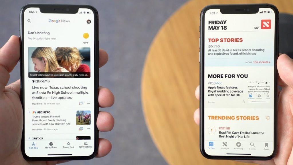 Microsoft không muốn nằm ngoài cuộc chiến của Google News và Apple News