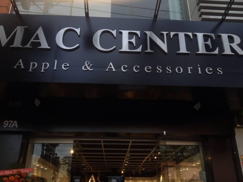 Mua iPhone uy tín tại MacCenter