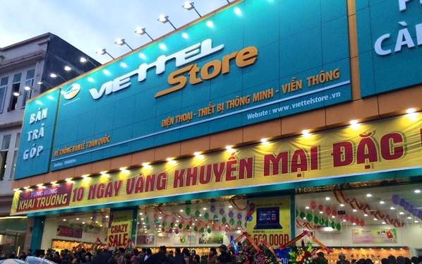 Mua iPhone uy tín tại Viettel Store