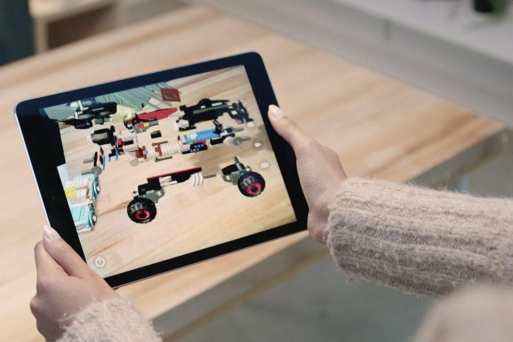 Ứng dụng ARKit trên các thiết bị của Apple