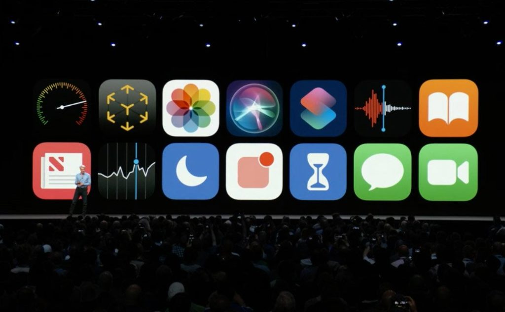 Những thay đổi trên iOS 12