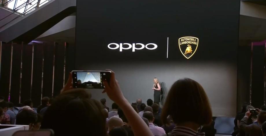 Oppo hợp tác với Lamborghini để tạo ra phiên bản đặc biệt cho Oppo Find X