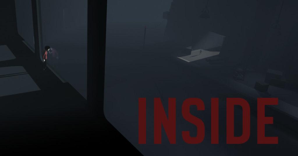 Playdead inside - game kinh dị