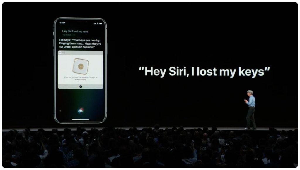 Tính năng Shortcuts mới trên Siri