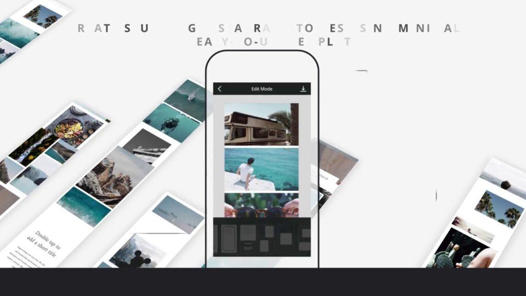 Unfold hỗ trợ bán hàng trên Instagram