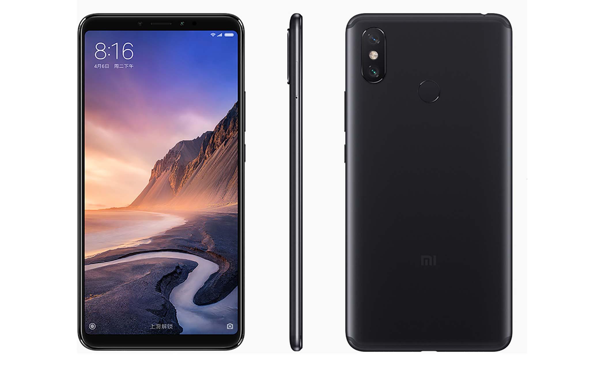 Đánh giá Xiaomi Mi Max 3: Màn hình 6.9 inch, pin 5500mAh, SnapDragon 636, giá 250 USD