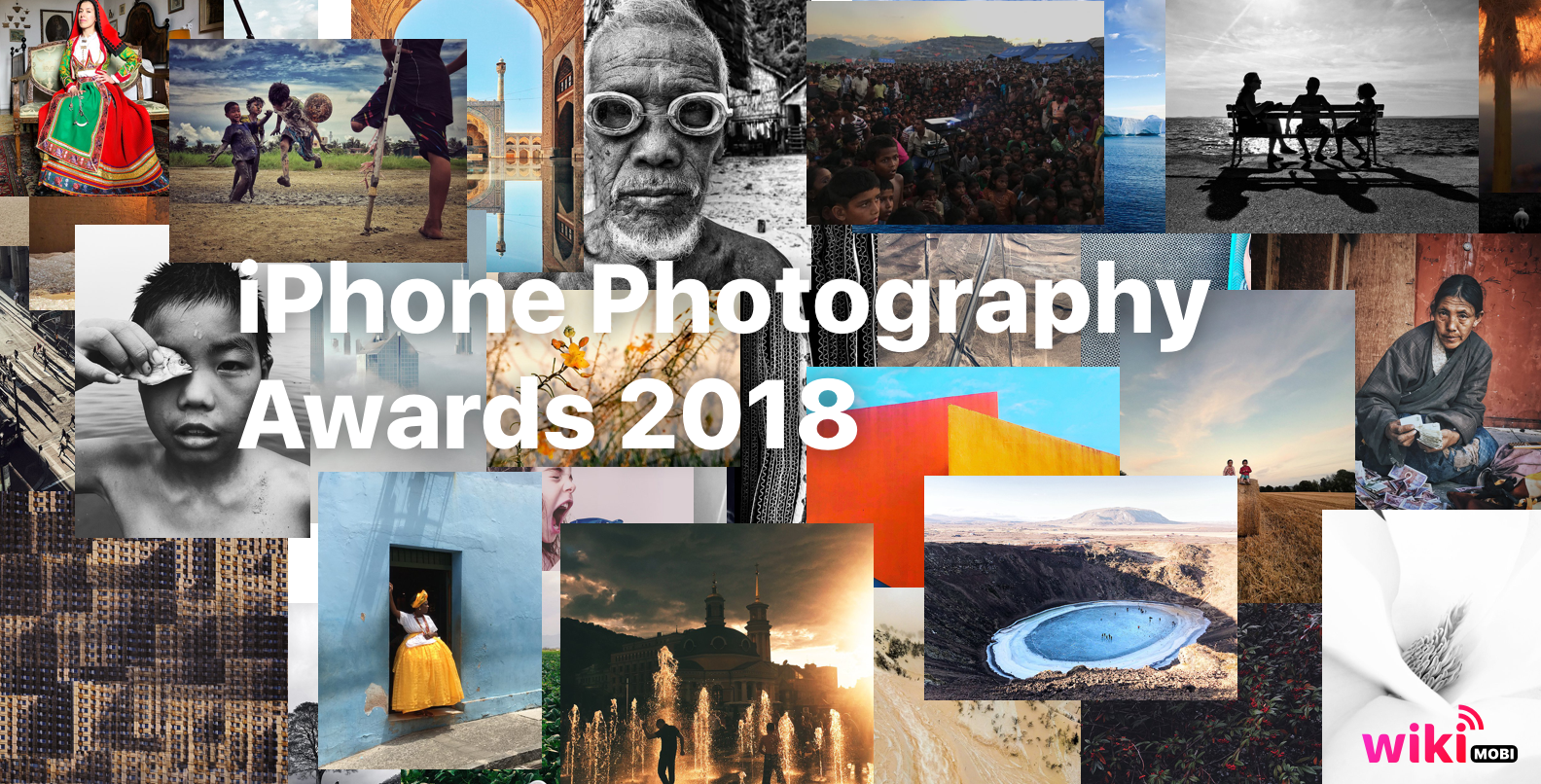 Kết quả cuộc thi Chụp ảnh bằng iPhone: iPhone Photography Awards 2018