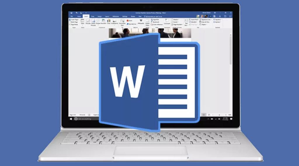 Microsoft Word gần như gắn liền với cụm từ soạn thảo văn bản