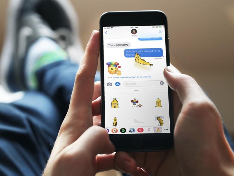 Người dùng iPhone tại Trung Quốc đang bị một lượng lớn Spam iMessages