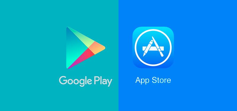 Số lượt tải từ App Store của Apple chỉ bằng một nửa Google Play Store, nhưng lợi nhuận thì gấp đôi