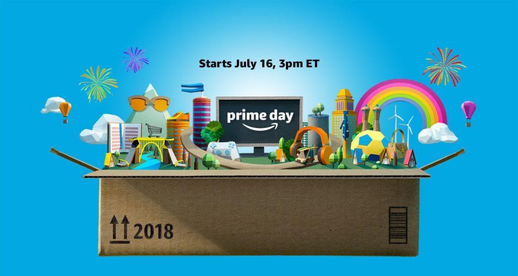 Sự kiện Amazon Prime Day 2018