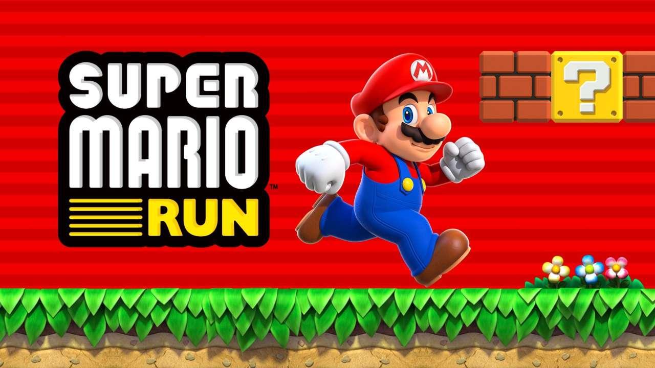Super Mario Run đạt danh thu 60 triệu đô, 77% đến từ iOS