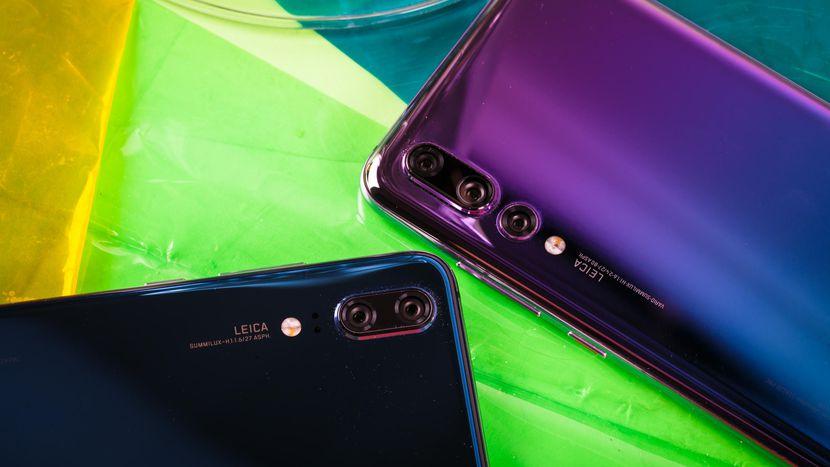 Top 12 smartphone Android pin trâu nhất ra mắt nửa đầu 2018