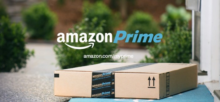 Amazon Prime là ví dụ điển hình hiệu ứng bánh đà
