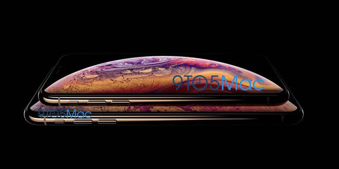 Ảnh rò rỉ thiết kế iPhone 2018 chính thức lộ diện với màu vàng mới
