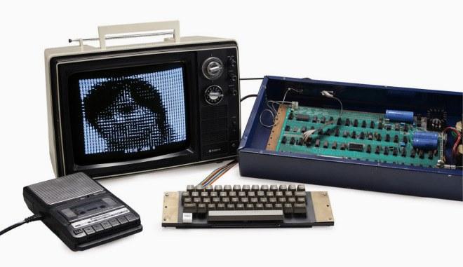 Apple 1 - Chiếc máy tính cá nhân đầu tiên của Apple