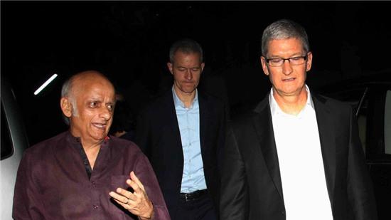 Apple có thể phải đặt máy chủ tại Ấn Độ
