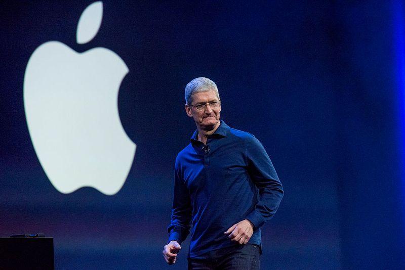 Apple giành chiến thắng trong cuộc đua 1000 tỷ USD