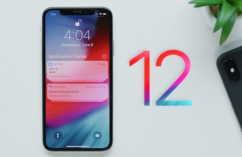 Apple ra mắt iOS 12 Beta 8: Khắc phục lỗi chỉ 2 ngày sau bản Beta 7 bị thu hồi