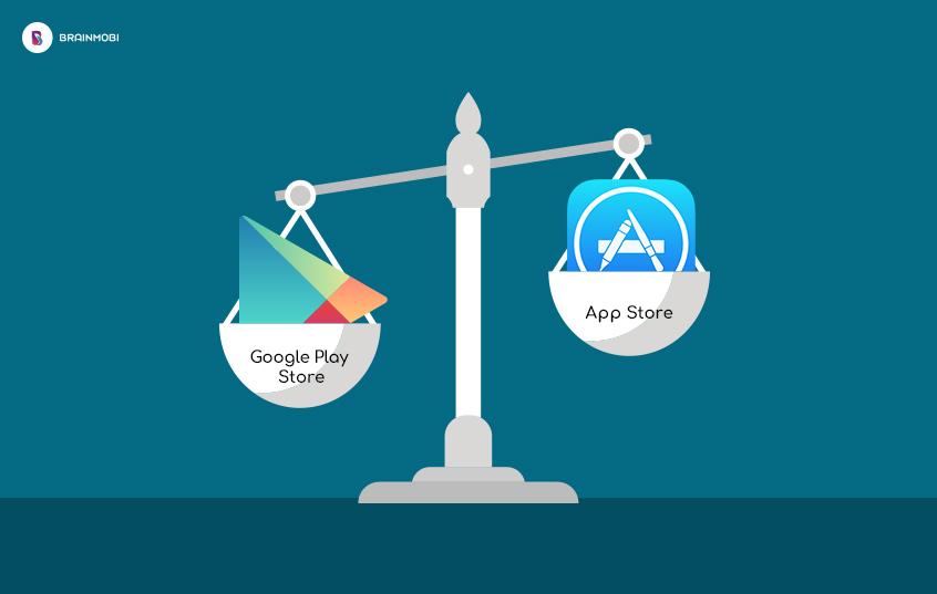 Apple và Google bị phàn nàn vì thu thuế quá cao trên App Store