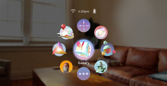Các ứng dụng Magic Leap