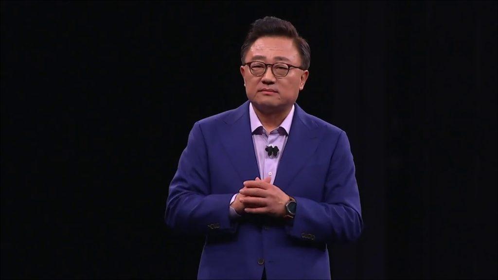 CEO Samsung - DJ Koh