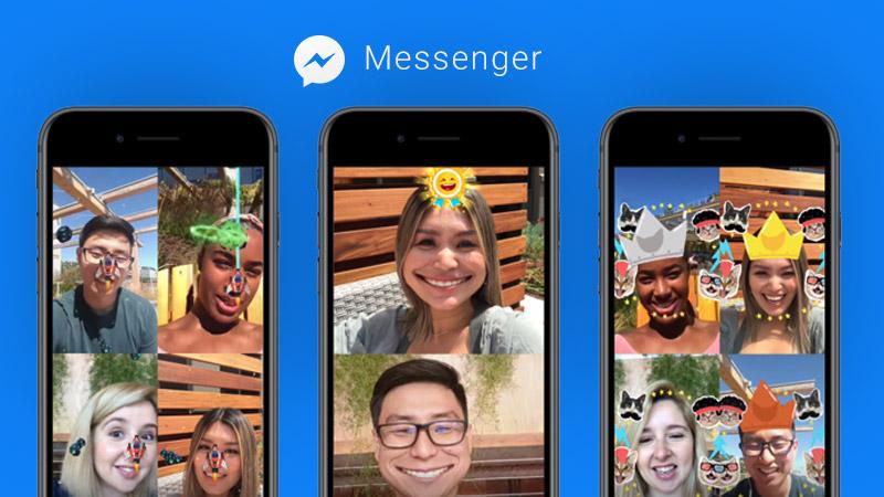 Facebook ra mắt 2 game AR mới trên Messenger