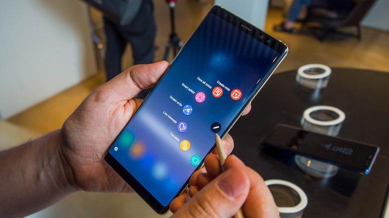 Galaxy Note9 có độ bền rất tốt