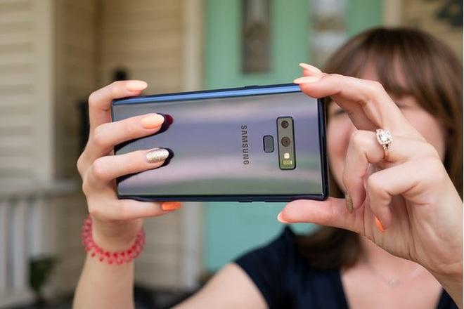 Galaxy Note9 không có nhiều thay đổi